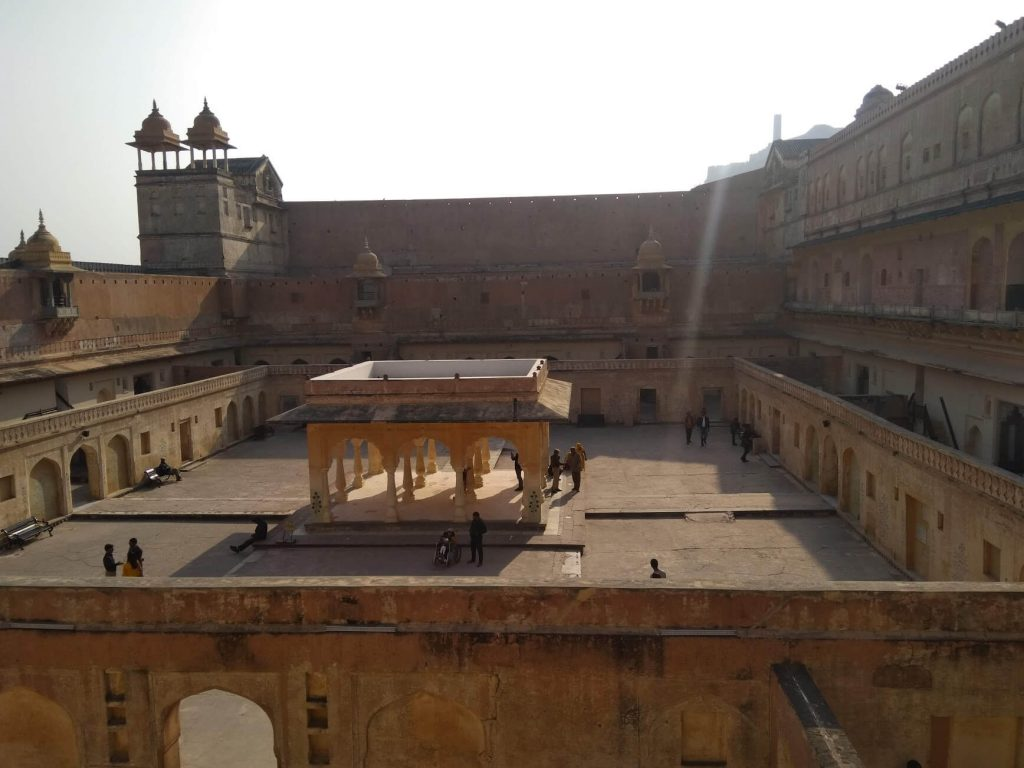 Palace of Man Singh